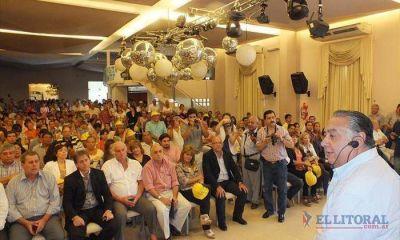 Marcan el crecimiento de ELI como tercera fuerza provincial