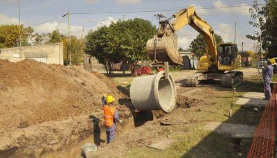 Preocupaci�n del Foro Ambiental por la paralizaci�n de obra de la planta de efluentes industriales