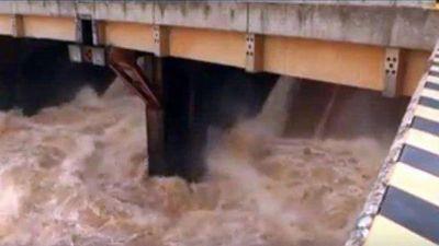 Inundaciones: Piden que la justicia investigue si hubo negligencia de CTM