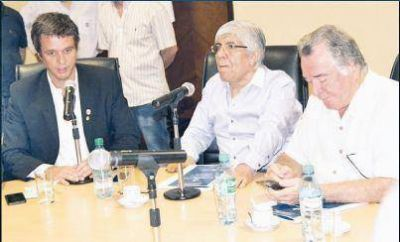 CGT fija pliego de condiciones para acuerdo social con Macri