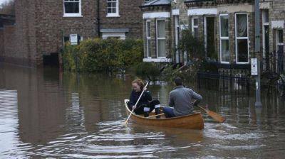 El mundo sufre un fin de año de fenómenos climáticos extremos