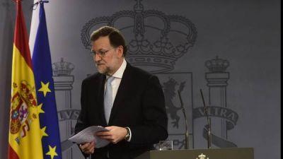 Rajoy quiere seguir en el poder junto al PSOE y a Ciudadanos
