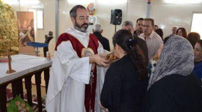 Así celebraron la Navidad los cristianos perseguidos en Irak