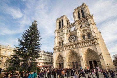 Musulmanes protegieron iglesias en Francia durante la Nochebuena