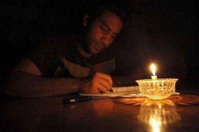 Atención!!: Cortes de energía en las primeras horas del miercoles
