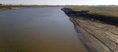 Santo Tomé: El río Salado llegó a 5,98 metros Santo Tomé: El río Salado llegó a 5,98 metros