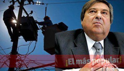 El titular del EPRE pide cuidar la energía