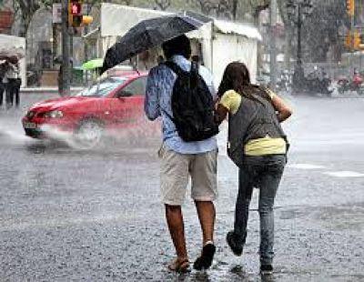 Ante las lluvias extremas, en Suco declararon la emergencia hídrica