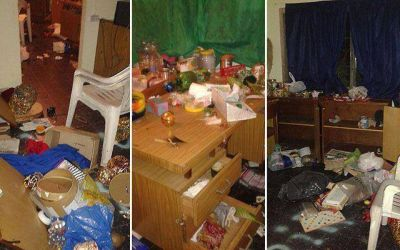 Utradi denunció robos y vandalismo