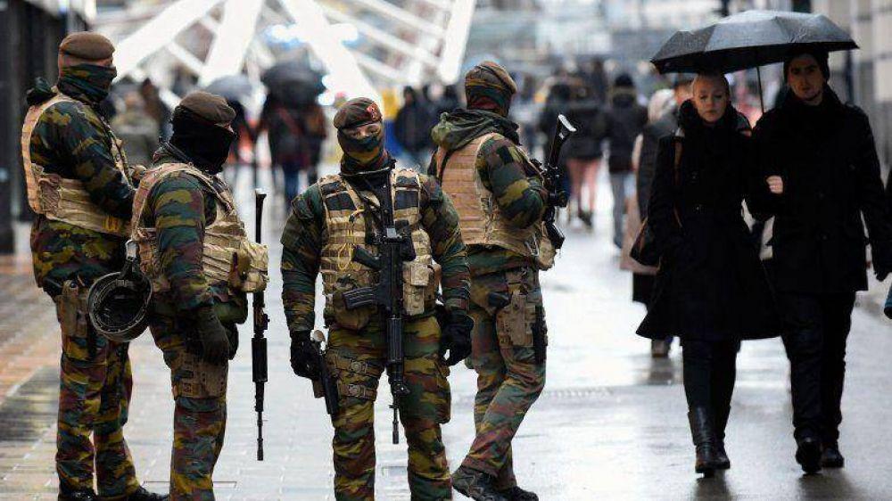 Bélgica detuvo a otro sospechoso vinculado con los atentados terroristas de París