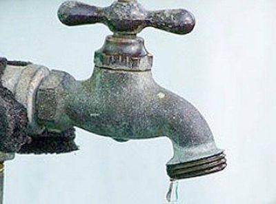 A medida que baja la temperatura, se normaliza el suministro de agua
