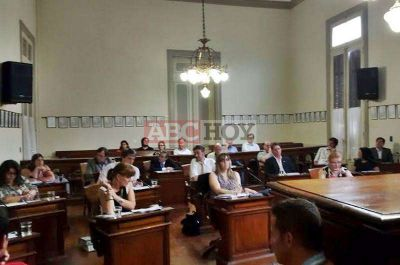 El Concejo Deliberante aprobó el Presupuesto 2016 de alrededor de $1000 millones