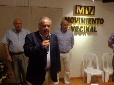 """El vecinalismo realizó elección interna y se impuso """"Acción Comunal"""""""