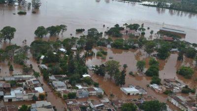 La JP de Dorrego realiza una campaña por los inundados en el Litoral