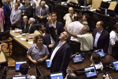 La primera batalla de Vidal con la pol�tica real