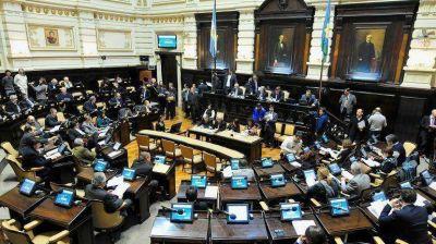 Intendentes del Frente para la Victoria reclamaron la aprobación del presupuesto en la Provincia