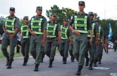Ituzaingó tendrá la escuela de Gendarmería más grande del país