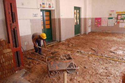 La infraestructura edilicia escolar será una prioridad municipal para este 2016