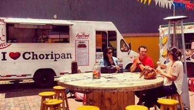 La Municipalidad no autoriza camiones de comida