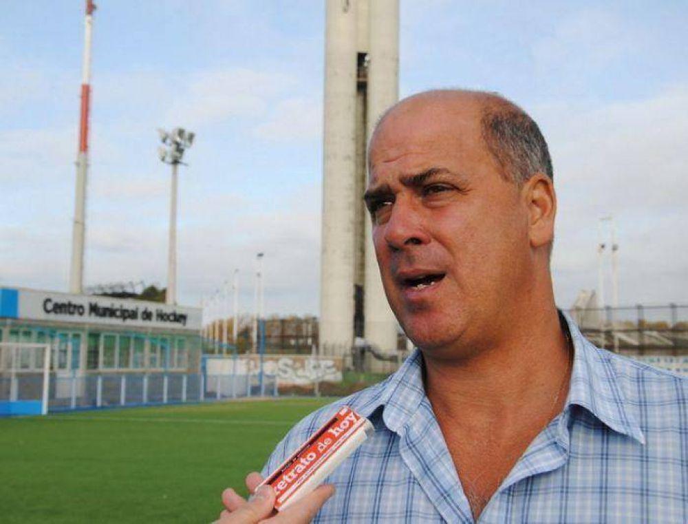 """Horacio Taccone: """"Volponi no me va a poder mirar a los ojos"""""""