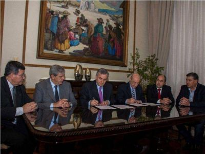 El CFI brindará asistencia financiera a la provincia