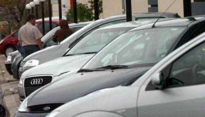 En Córdoba, el patentamiento de autos cayó 9,5% en 2015