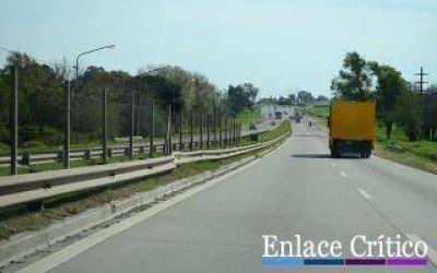 Campana - Zárate: Piden a Provincia la reparación de luces en Ruta 6