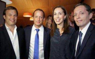 La mayor preocupación política de Vidal es la nueva liga de intendentes peronistas