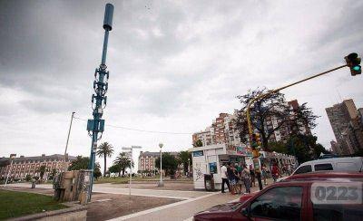 La historia detr�s de la antena de la Plaza Col�n