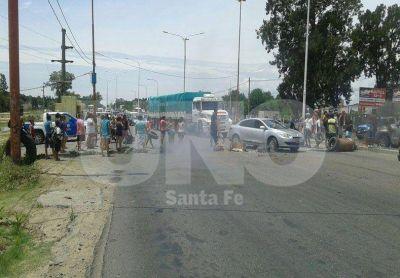"""Piquetes: el municipio habla de """"especuladores"""" y fue a la Justicia"""