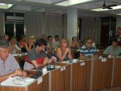"""Borselli: """"Tuvimos una sesión discutida, por los artículos 5 y 6 del presupuesto"""""""