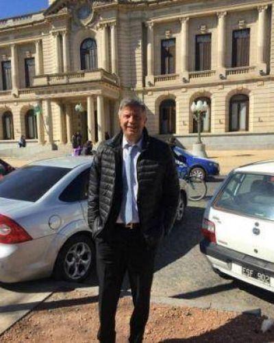 Mauricio D'Alessandro con agenda en Tandil