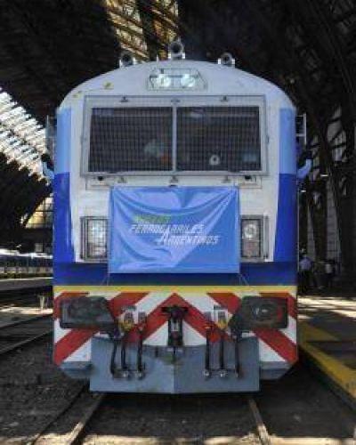 Tren Rosario-Buenos Aires: el recorrido se completará en cuatro horas