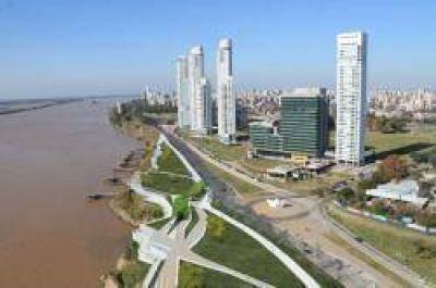 Fein logró un nuevo avance para concretar la doble traza de avenida de la costa