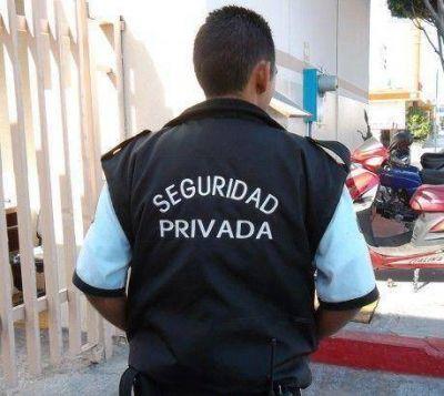 Más gastos en seguridad privada