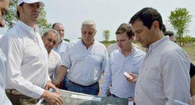 Creciente inversión comunal en obras de Santa Catalina