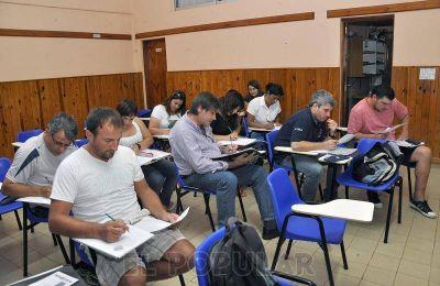 Garantizan la continuidad del Plan Fines en Olavarría