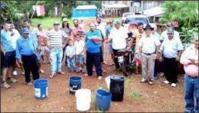 Vecinos de Bernardo de Irigoyen reclaman una solución urgente ante los cortes de agua y luz