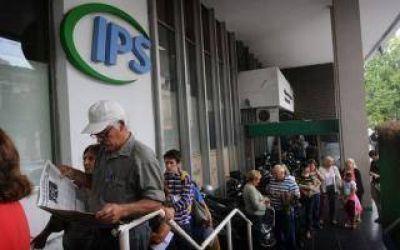 La Plata: El IPS tendrá guardia especial durante enero