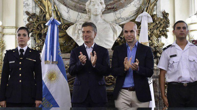 Macri y larreta firmaron el traspaso de la federal para - La casa mas segura del mundo ...