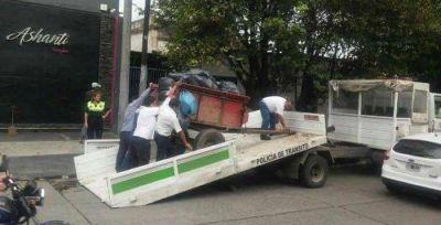 Confirman que van a secuestrar todos los vehículos que arrojen basura en la ciudad