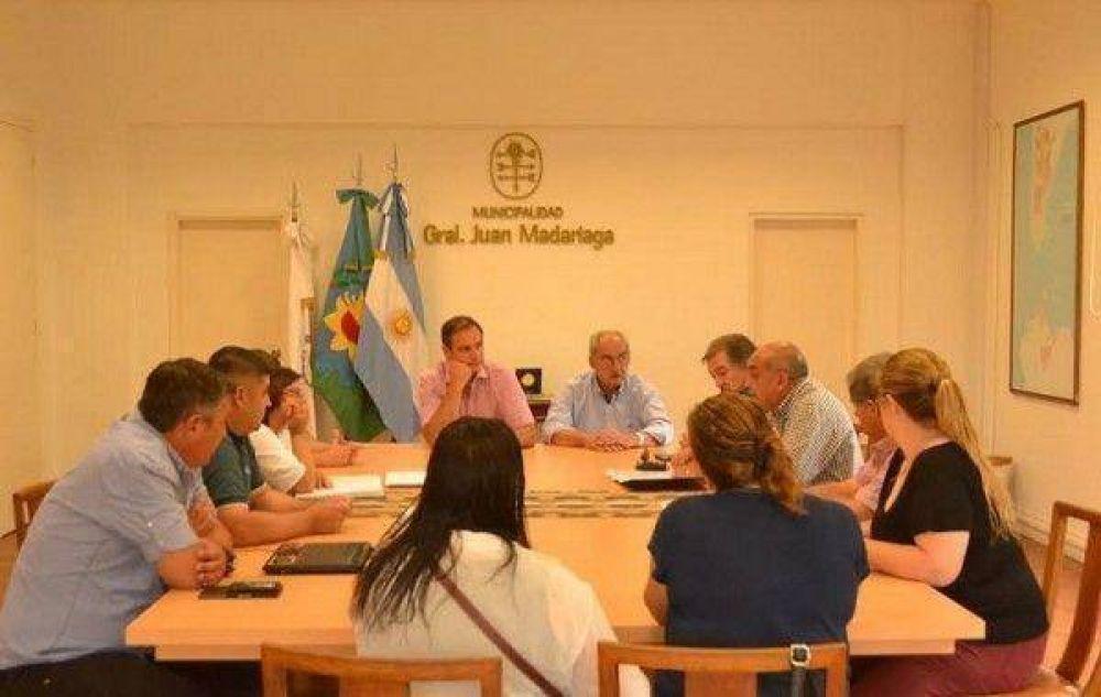 SANTORO RESOLVIÓ UN CONFLICTO GENERADO POR LA PÉSIMA ADMINISTRACIÓN DE POPOVICH