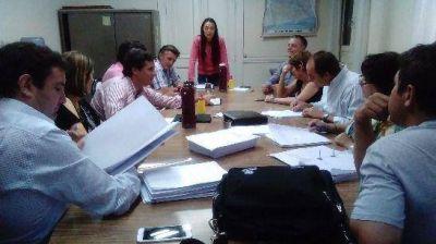 Comisiones listas y pausa en el Concejo