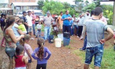 Bernardo de Irigoyen: Hace dos semanas que familias están sin servicio de luz y agua