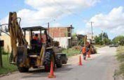 La Plata: Importante plan de bacheo con una inversión incial de $ 10 M