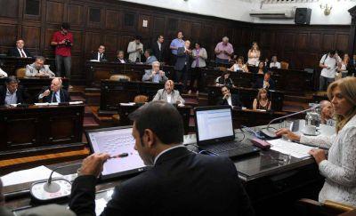 """El PJ hizo un """"reality"""" en la sesión que aprobó leyes clave"""