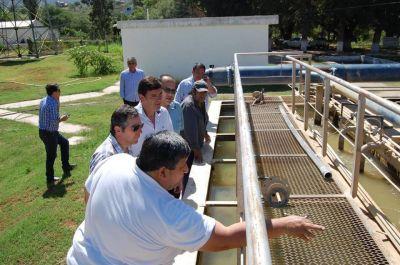 El ministro Dalla Lasta visitó Andalgalá y garantizó la provisión de los servicios