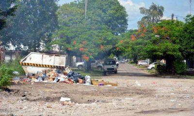 Quienes arrojen residuos en lugares p�blicos o formen microbasurales deben ser denunciados