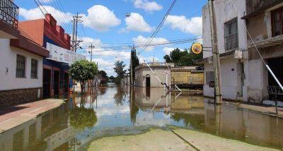 """Bordet destacó el descenso del Río Uruguay y sostuvo que en el Paraná """"la situación está controlada"""""""