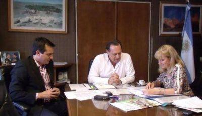 Positiva reunión entre la Ministro de Turismo de Corrientes y el de Nación